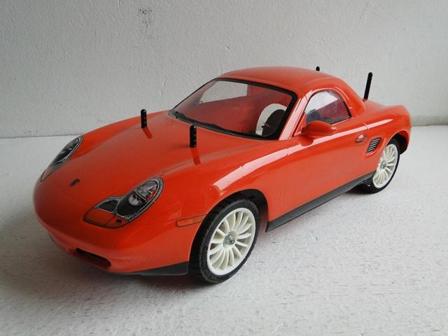 tamiya porsche boxster modellauto 1 10 rc bausatz. Black Bedroom Furniture Sets. Home Design Ideas