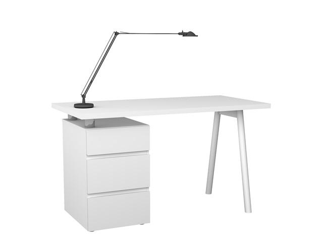 Elegance schreibtisch zargen b rotisch pc computer tisch for Schreibtisch rot lack