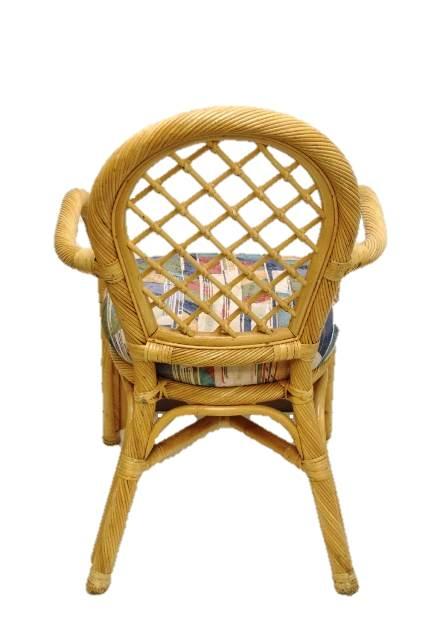 rattan stuhl esszimmerstuhl b rostuhl gartenstuhl landhaus braun ebay. Black Bedroom Furniture Sets. Home Design Ideas