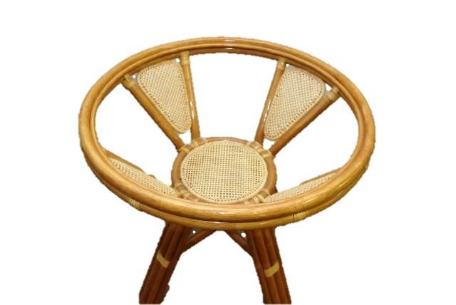 rattan tisch couchtisch gartentisch beistelltisch rund braun ma30 ebay. Black Bedroom Furniture Sets. Home Design Ideas