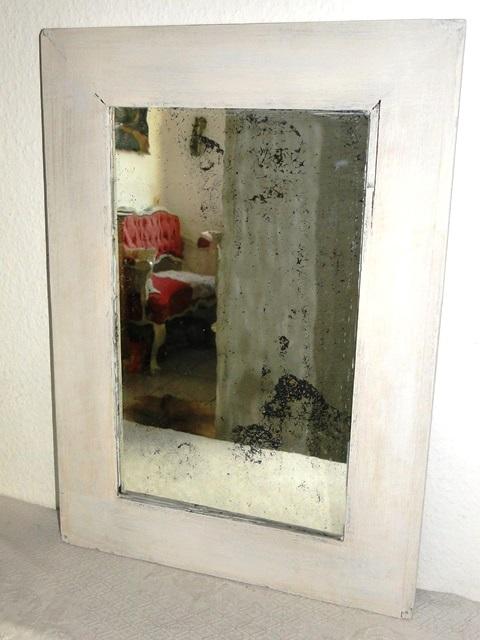 Antiker spiegel wandspiegel art deco antique mirror for Spiegel und fahne